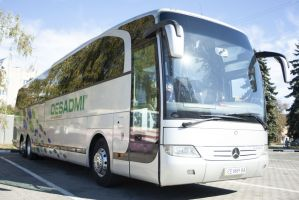 Mercedes Benz Travego CE 8889 BA